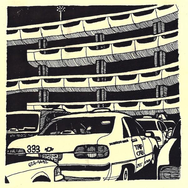 garth steel kippert,music for taxicabs