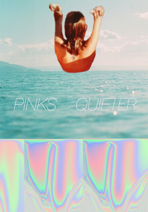 grapefruit, pinks quieter